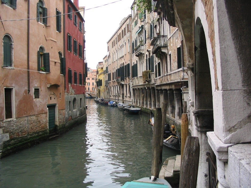 The stunning Venice by www.contentedtraveller.com