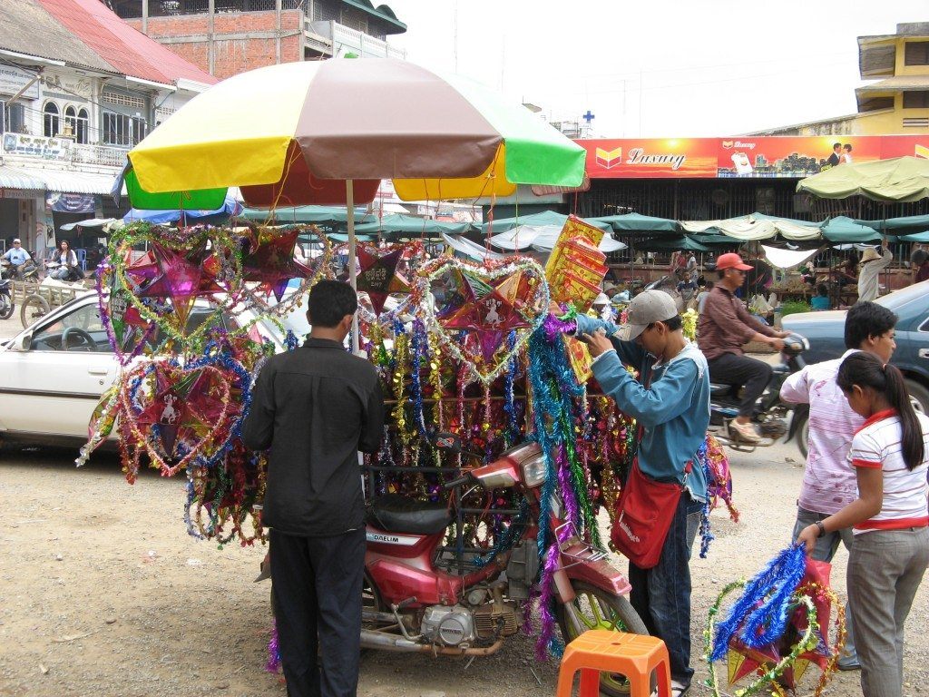 Siem Reap, Cambodia by www.contentedtraveller.com