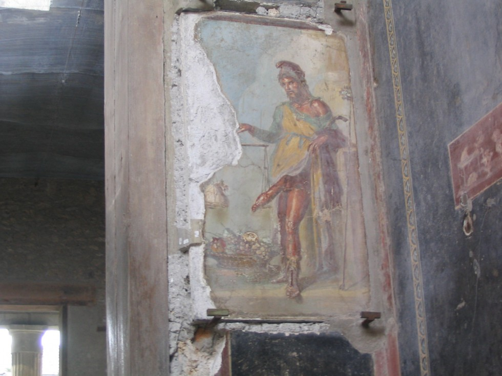 Pompeii – Hedonism personified