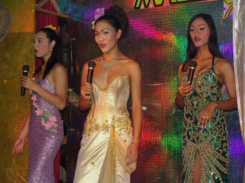 The lady boys of Thailand