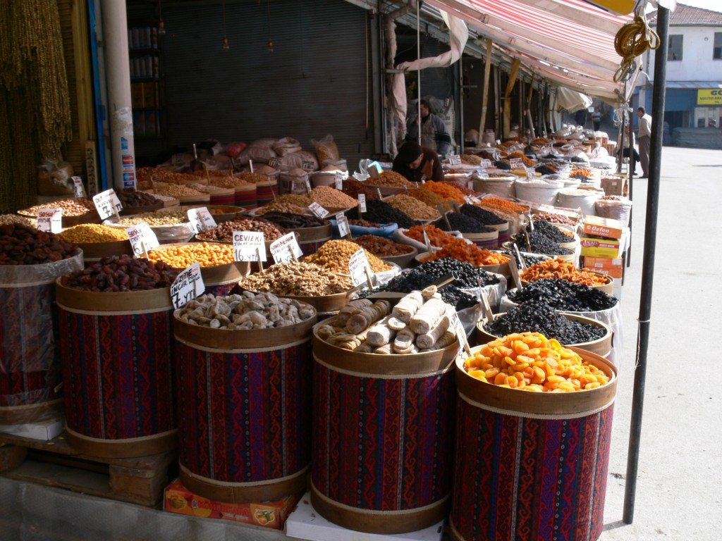 Antalya, spice markets by contentedtraveller.com