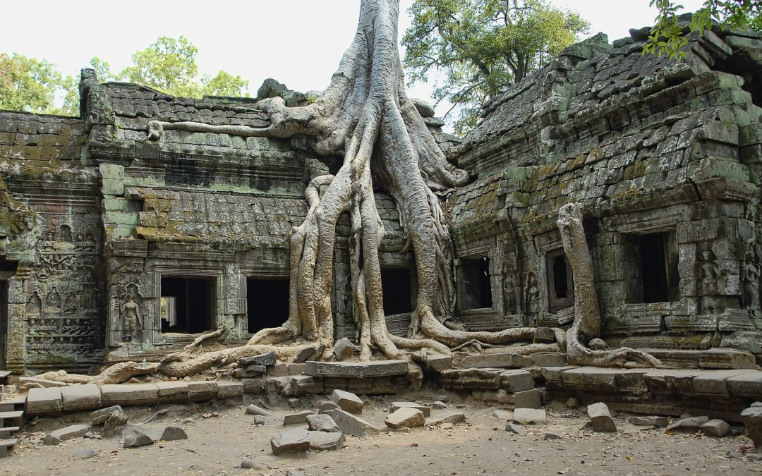 Angkor Archaeological Park, Cambodia