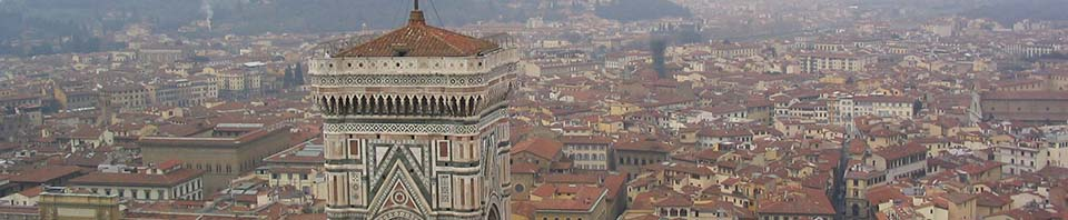 Just 100 stone steps. Ahh.. Florence Italy our travel story