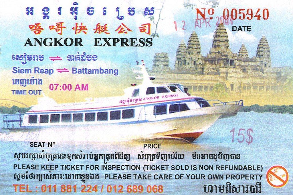 Angkor express