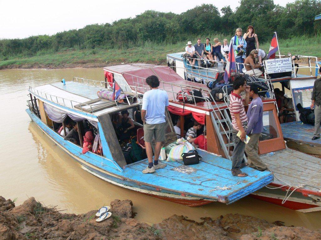 on the way to Battambang