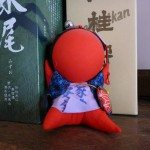 The Sarubobo or faceless dolls of Japan by www.contentedtraveller.com