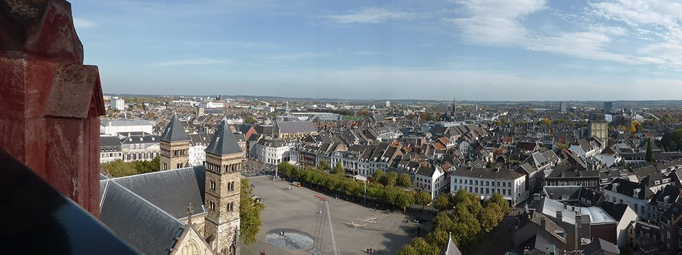 A video tour of Maastricht