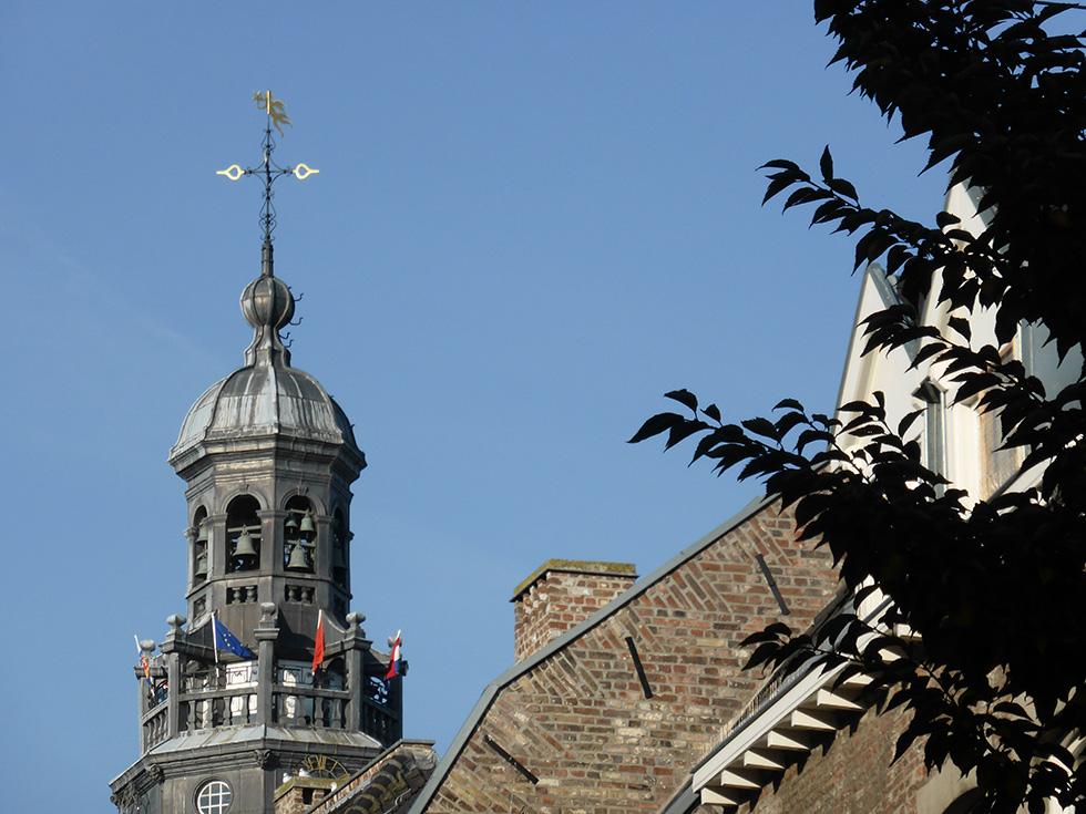 spire at Maastricht