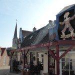 Zaandvoort village
