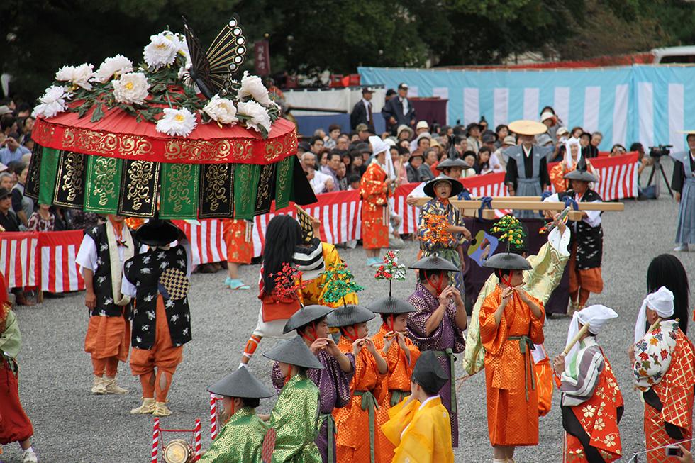 Jidai Matsuri Festival in Kyoto11