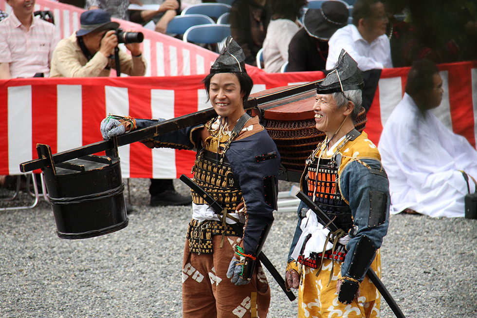 Jidai Matsuri Festival in Kyoto13 The stunning colours and costumes of the Jidai Matsuri Festival in Kyoto. A photo essay.