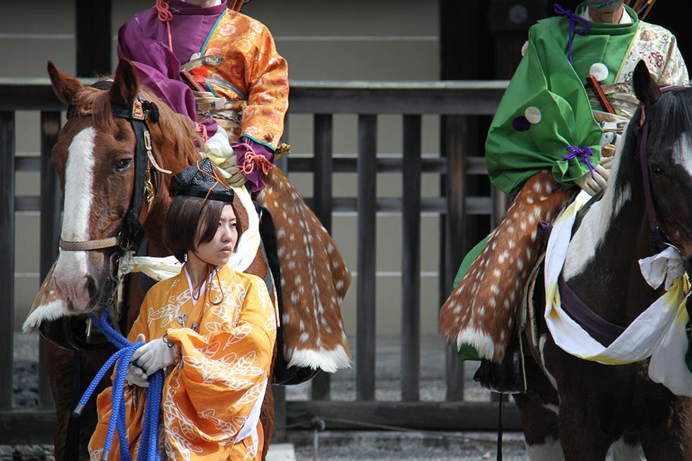 Jidai Matsuri Festival in Kyoto2