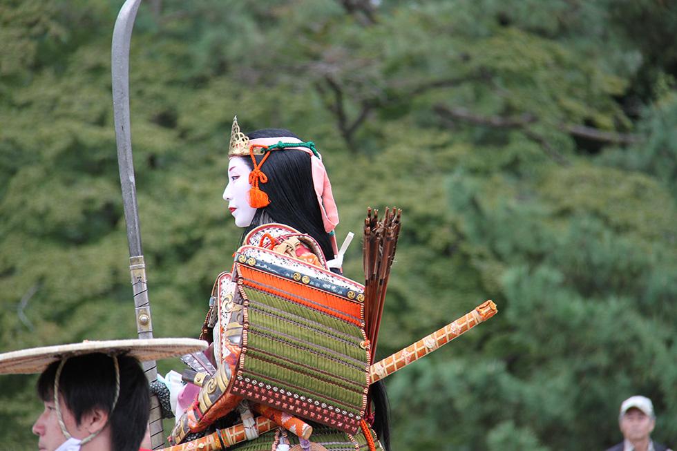 Jidai Matsuri Festival in Kyoto