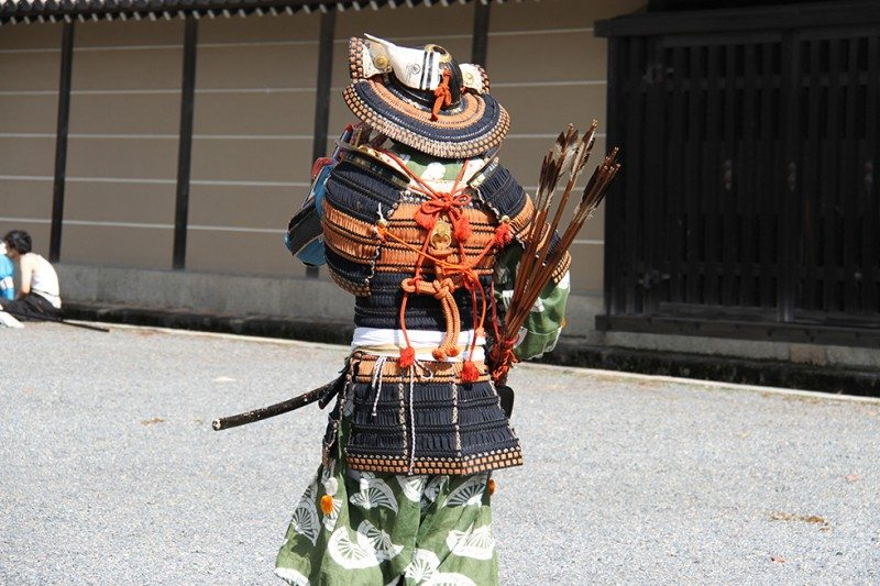 The stunning colours and costumes of the Jidai Matsuri Festival in Kyoto. A photo essay.