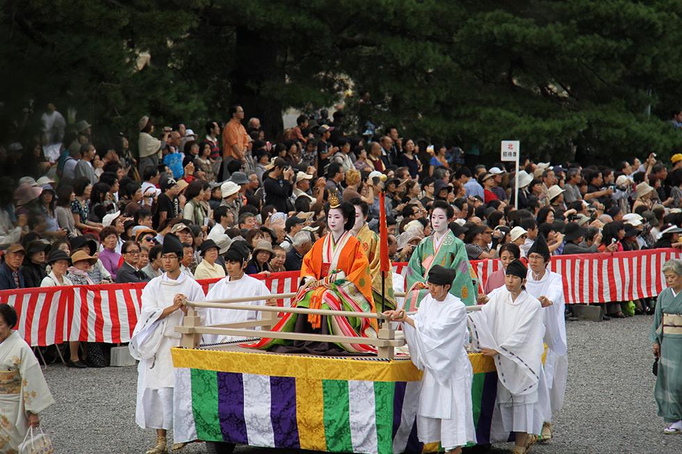 Jidai Matsuri Festival in Kyoto5