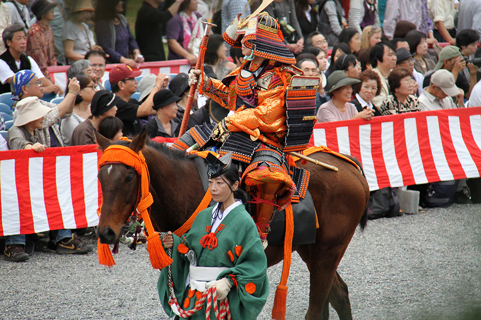 Jidai Matsuri Festival in Kyoto9