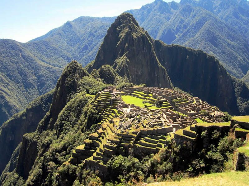 Peru - Where the Old and the New work in Total Harmony