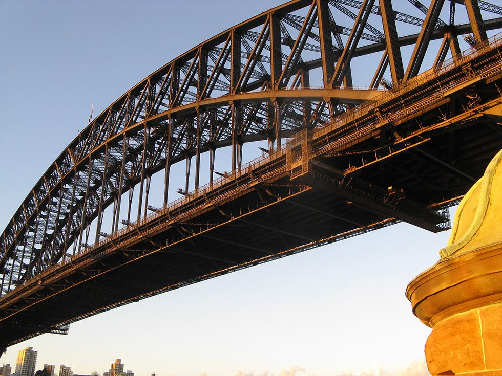 Sydney Australia is worth the long flight.