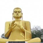 Golden Buddha, Sri-Lanka