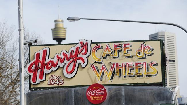 Harry's cafe de wheels, Sydney