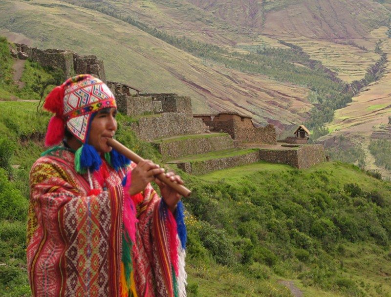 Peru – Where the Old and the New work in Total Harmony