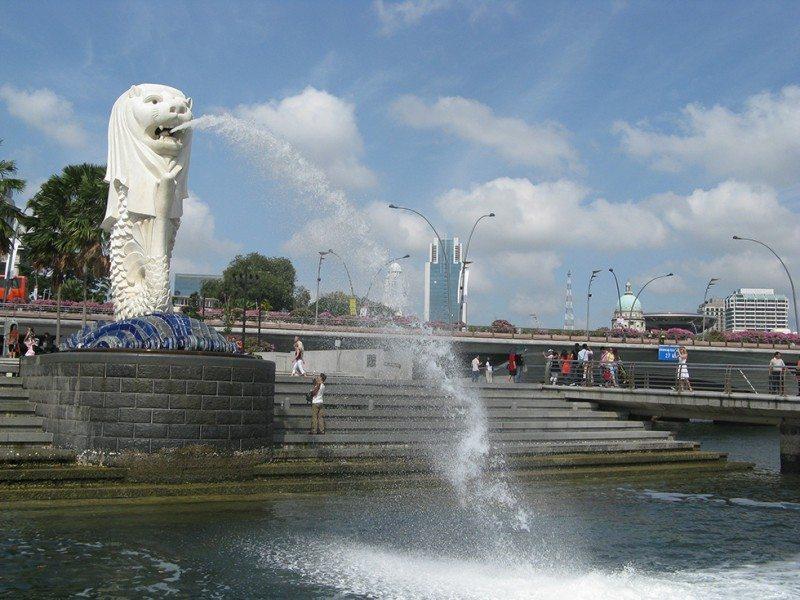 singapore lion