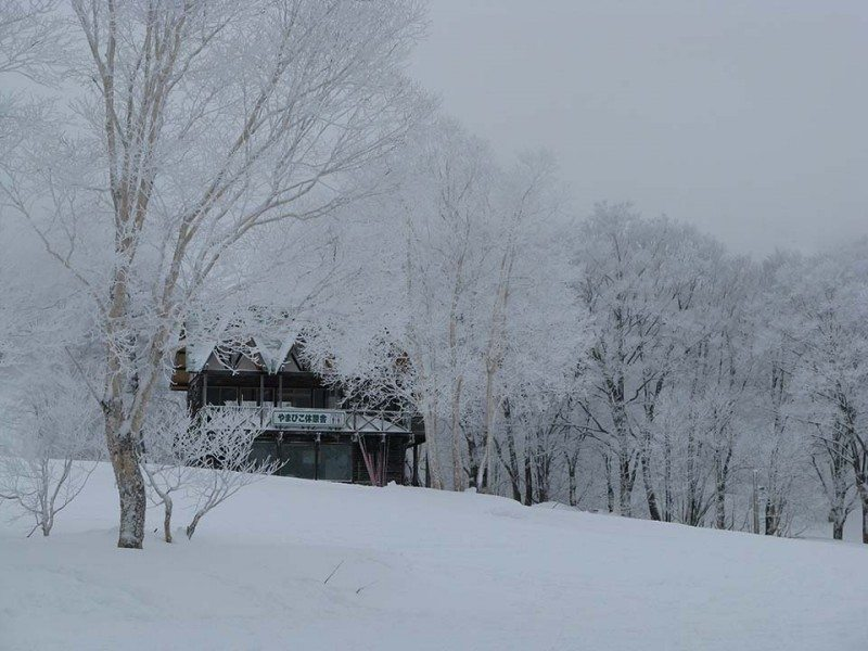 Nozawa Onsen, it's nearly time. Is everyone ready?