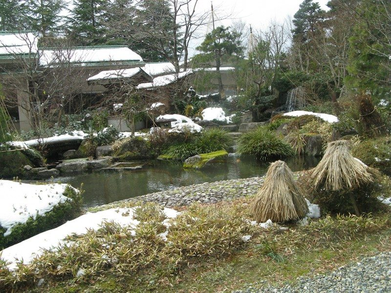 Turning Japanese in Takayama
