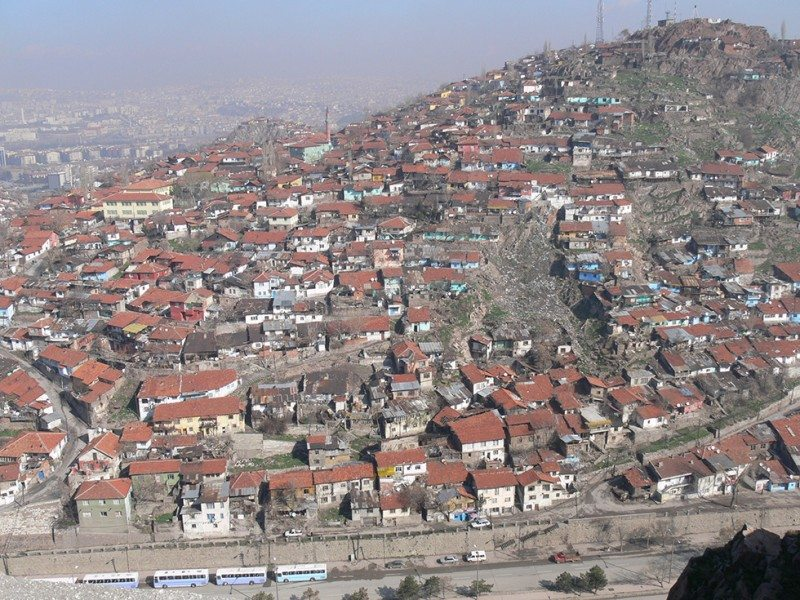 Ankara – a city of contrasts