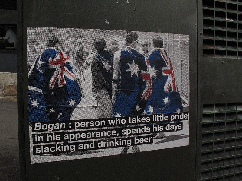 bogans-australia