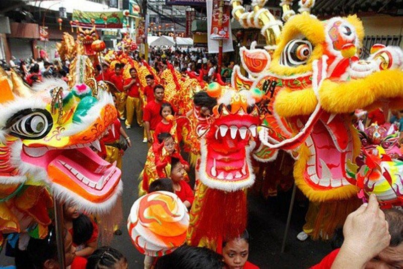 Are you a pig, a monkey or a very talkative horse? Chinese New Year
