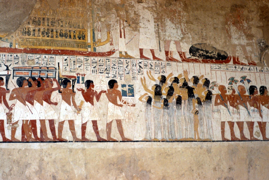 Egypt and death