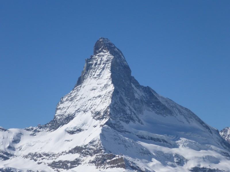 The mighty and mysterious Matterhorn