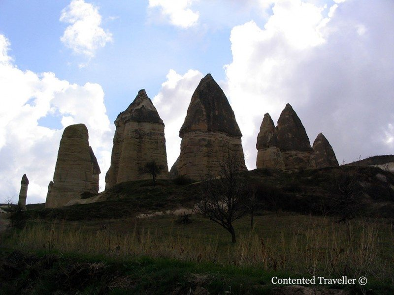 T is for Turkey –  Goreme in the Cappadocia's