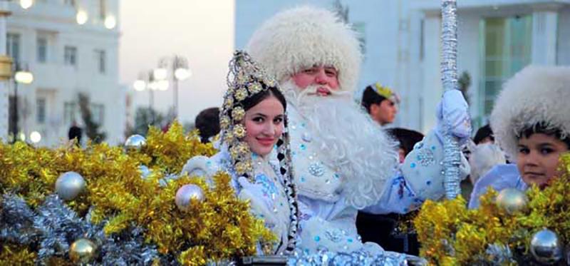 Russian celebrations