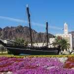 Muscat-Dhow-Roundabout
