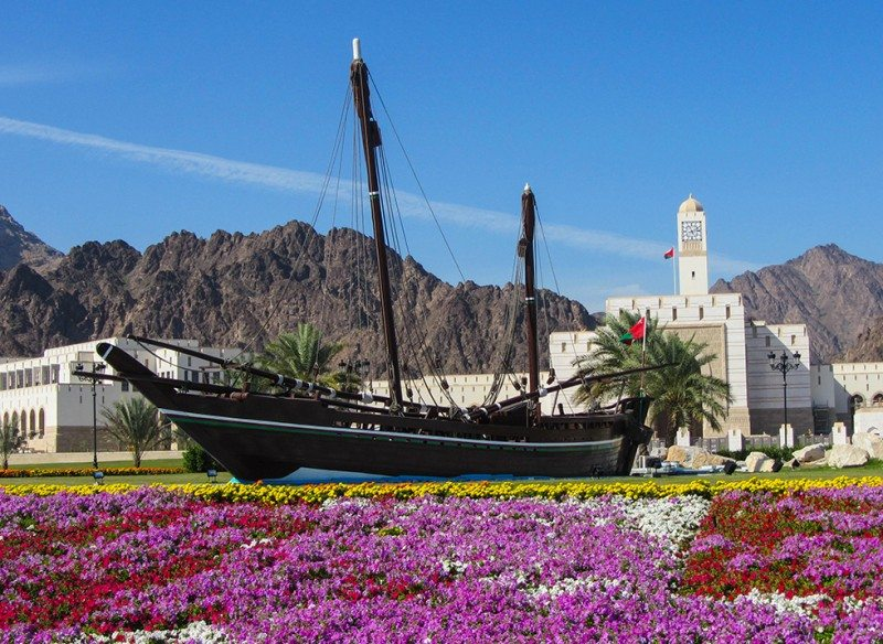 O is for Oman – the roundabout sultans of swing