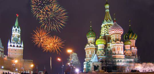 R is for Russia – learn to pace yourself in January