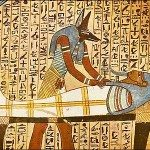Egypt death and burial