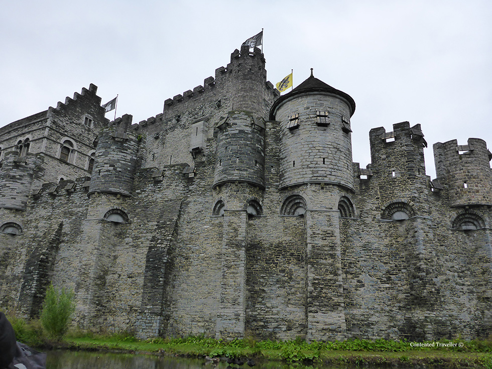 Castle of the Count, Ghent - Belgium