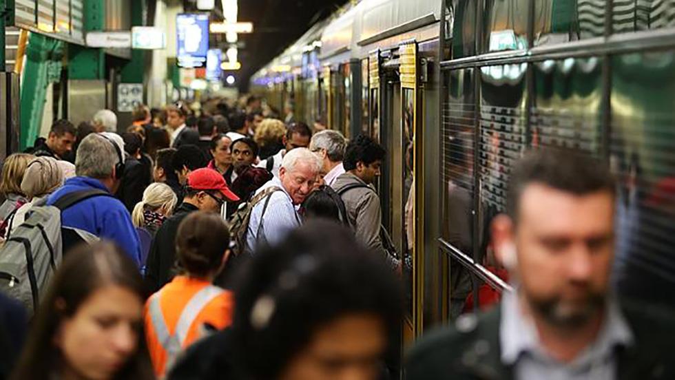 public transport Australia