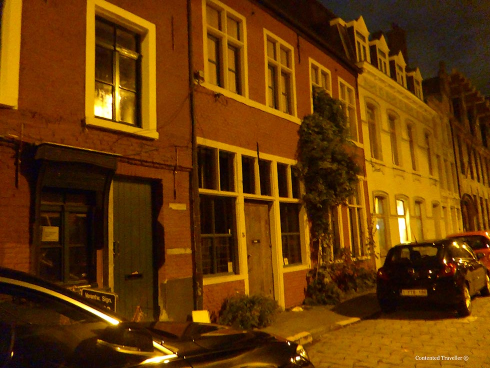 Ghent accommodation
