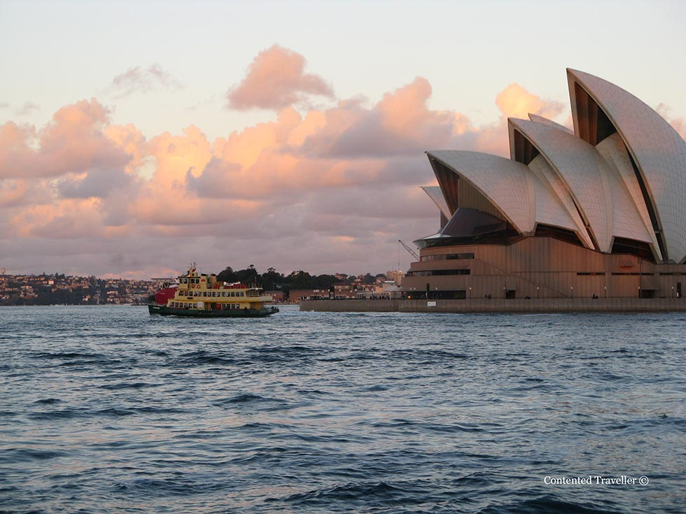 Manly Ferry in Sydney