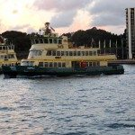Take the Manly Ferry in Sydney