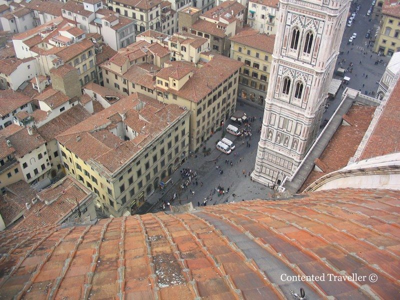 When in Florence … climb to the top of the Duomo. #FridayTip