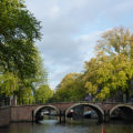 Amsterdam take a canal boat ride