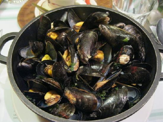 Mussels in Brussels #TastyTuesday