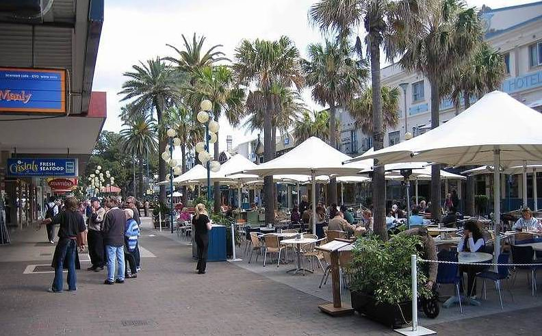 Manly in Sydney