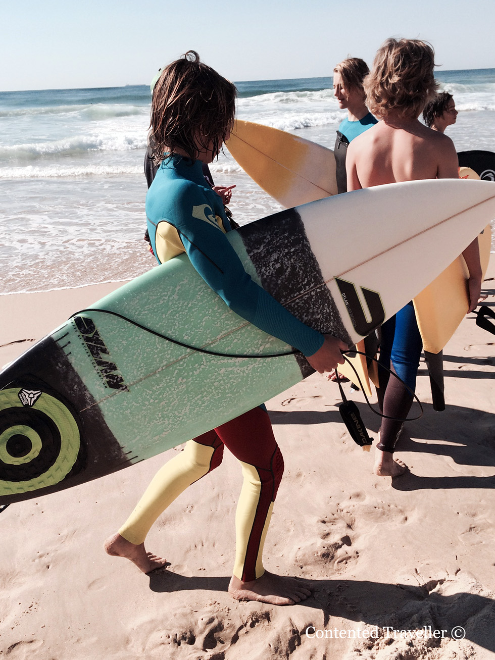 laid back lifestyle in australia by contentedtraveller.com