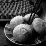 Chinese breakfast baozi